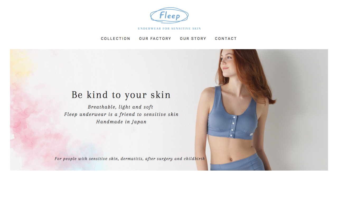Fleep English Website